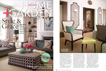 Charlotte Home and Garden
