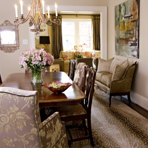 Dining Room Broad View