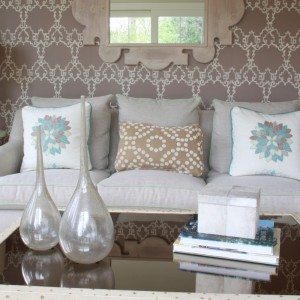 Sunroom Sofa View