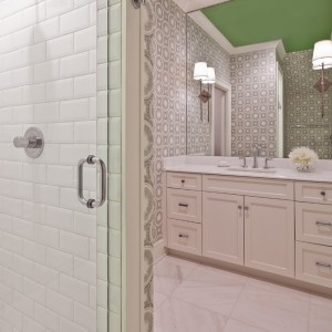 Wooster Garage Apt Bathroom